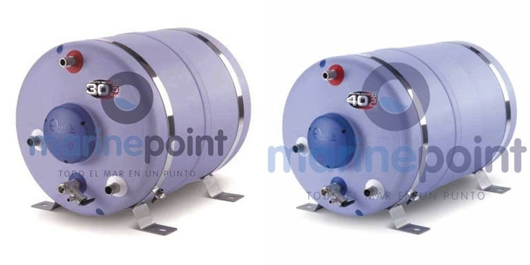 QUICK B3 - 30L and 40L CYLINDER HEATER